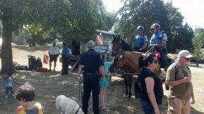 Delridge Day 2014 Police2