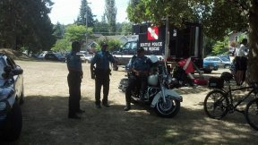 Delridge Day 2014 Police3